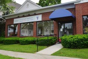 Danbury clinic exterior